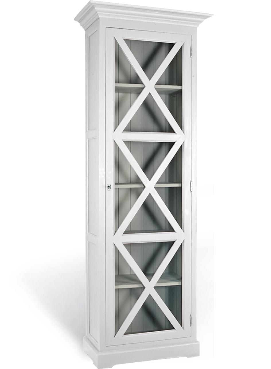 smalle boekenkast met kruisdeuren bl 3152